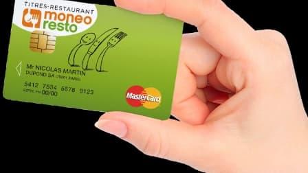 Avec Monéo, les tickets restaurants seront dématérialisés à partir de janvier 2013
