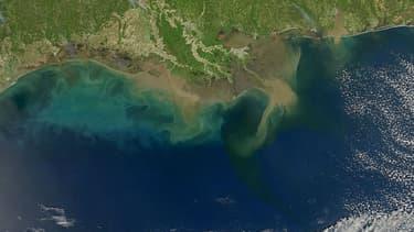 La zone morte du Golfe du Mexique est en passe de devenir la plus importante au monde.