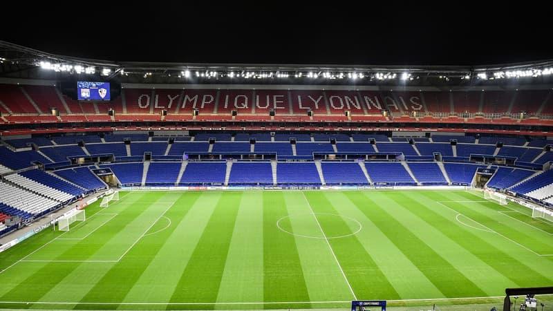 OL-Montpellier: précautions maximales contre la neige