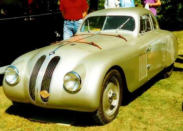 BMW 328 de 1940 en version rallye