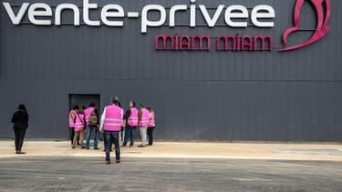 Vente-privée met le cap en Europe de l'Est (photo d'illustration).