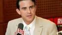 Manuel Valls, député PS de l'Essonne