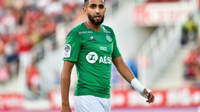 Ryiad Boudebouz (Saint-Etienne)