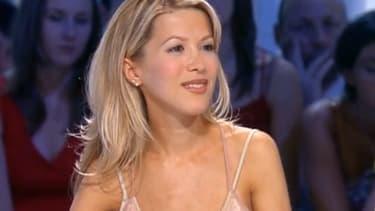 Tristane Banon, qui se dit victime d'une agression sexuelle de la part de Dominique Strauss-Kahn en 2002