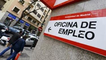 Sur un an, le nombre de demandeurs d'emploi a baissé de 636.000 personnes en zone euro.