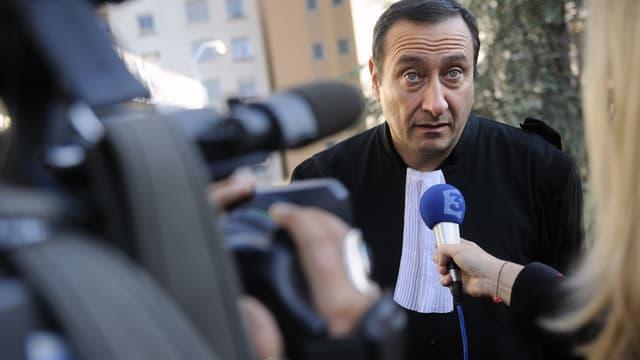 Jean-Michel Mariaggi est notamment intervenu dans le procès d'es-nationalistes corses.