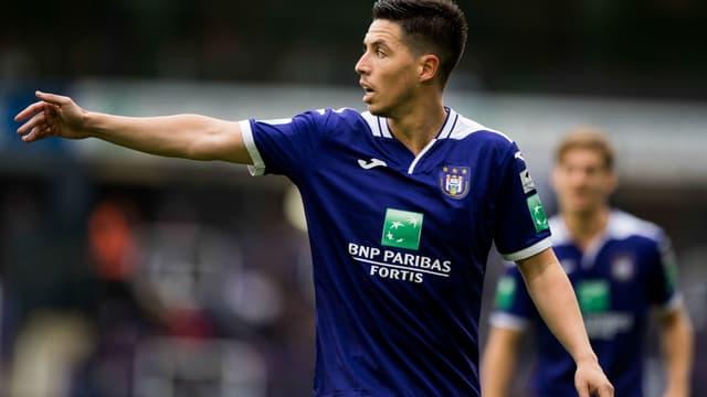 Samir Nasri - Anderlecht