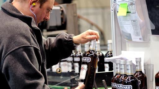Pernod-Ricard compte supprimer 60 postes, essentiellement des cadres.