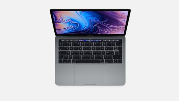 """L'Apple MacBook Pro 13,3"""" avec Touch Bar"""