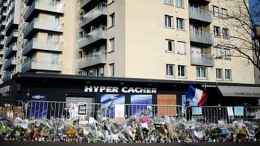 Hyper Cacher - Attentats de janvier