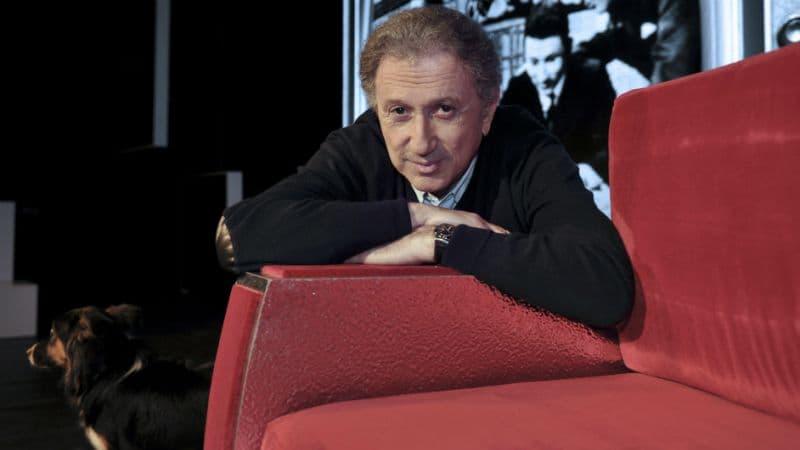 Michel Drucker bientôt de retour à la télévision après son opération du coeur - BFMTV.COM