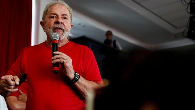 Lula, le 24 janvier 2018.