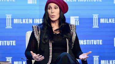La chanteuse Cher, en mai 2016 à Berverly Hills.