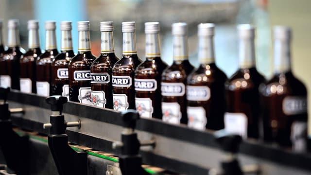 Les dirigeants et certains salariés de Pernod Ricard ne toucheront pas de stock-options au titre de l'exercice 2013-2014.