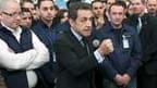 Nicolas Sarkozy a présenté les grandes lignes d'une politique industrielle visant à enrayer l'érosion de l'industrie française et de l'emploi dans ce secteur. Le président de la République a tiré les conclusions des Etats généraux de l'Industrie devant pr