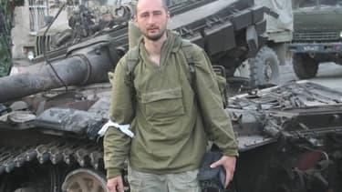 Arkadi Babtchenko en 2008. -