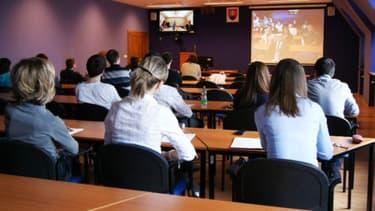 Le coût d'une année d'études en France pour un étudiant étranger est largement inférieur à celui aux Etats-Unis et au Royaume-Uni.