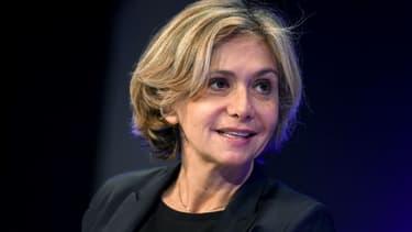 Valérie Pécresse à Paris le 30 janvier 2018