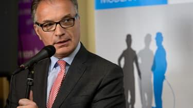 Dominique Marcel, PDG de la Compagnie des Alpes