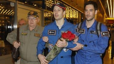 Thomas Pesquet est revenu sur Terre vendredi après-midi.