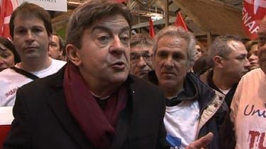 Jean-Luc Mélenchon tient beaucoup au texte sur l'amnistie sociale.