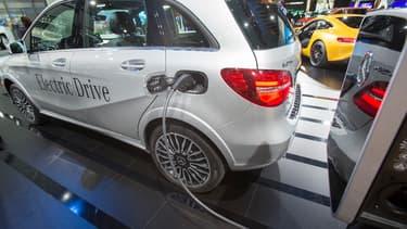Les constructeurs automobiles multiplient les annonces sur les véhicules propres depuis le salon de l'automobile de Shanghai. (image d'illustration)