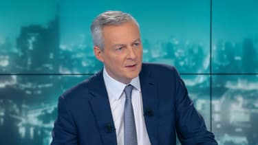 Bruno Le Maire était invitée de l'émission 19h Ruth Elkrief ce 22 janvier 2019