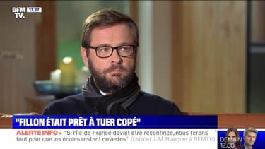 """Affaire Bygmalion: pour Jérôme Lavrilleux, l'expression de procès politique """"est une farce pour les 20 heures"""""""