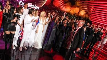 La première demi-finale de l'Eurovision