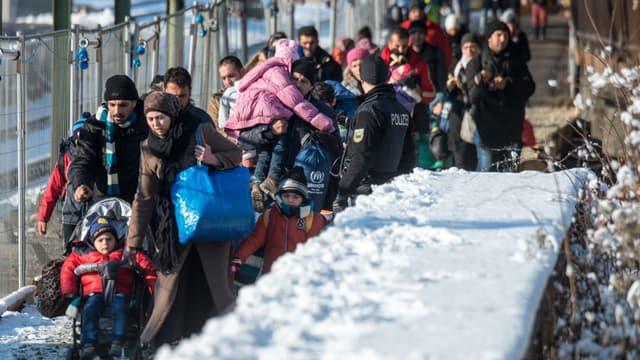 Les réfugiés doivent pouvoir s'intégrer au marché du travail local pour doper le PIB