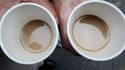 7 millions de gobelets cartonnés sont jetés chaque jour à Londres.  (image d'illustration)