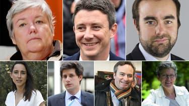 Les membres du gouvernement sans attribution.