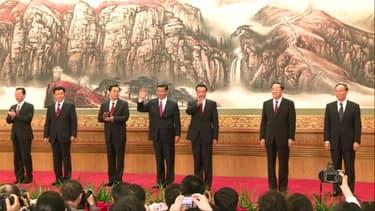 Les membres du Comité permanent du bureau politique.