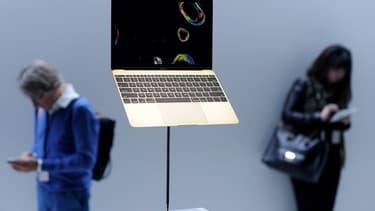 Les Mac sont devenus la deuxième catégorie des produits Apple les plus vendus, devant les iPad mais loin derrière les iPhone.