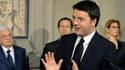 Matteo Renzi veut notamment réformer la loi électorale, source d'instabilité politique chronique pour le pays.