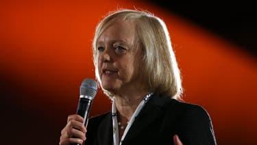 Le PDG Meg Whitman conserve les commandes de HP Entreprise, centrée sur les services et produits pour les entreprises.