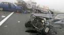 256 personnes sur les routes de France en mars, soit 56 de plus qu'en mars 2013.