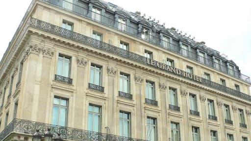L'InterContinental pourrait être vendu pour 330 millions d'euros.