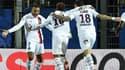 Kylian Mbappé, félicité par Neymar et Mauro Icardi