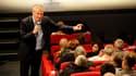 Bruno Le Maire en meeting à Saint Jean de Maurienne en Savoie le 15 octobre dernier