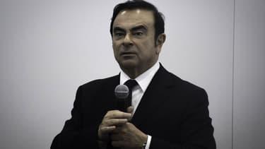 Carlos Ghosn espère que Nissan battra un record de ventes