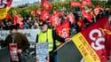 La CGT a fait appel à la solidarité pour aider les salariés grévistes.