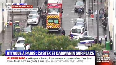 Attaque à Paris: 125 écoles, collèges et lycées sont actuellement confinés