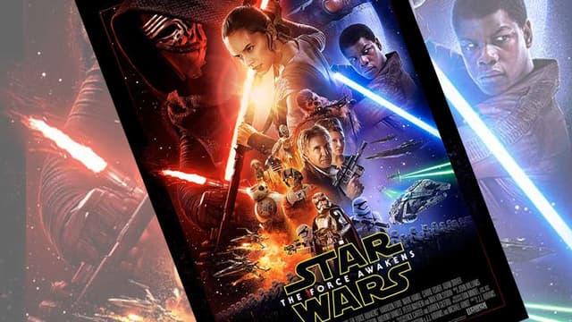 Disney a mis en ligne ce dimanche l'affiche officielle du film qui sortira le 16 décembre prochain en France.