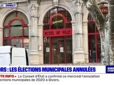 Givors : les élections municipales annulées