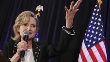 La sénatrice républicaine Cindy Hyde-Smith.