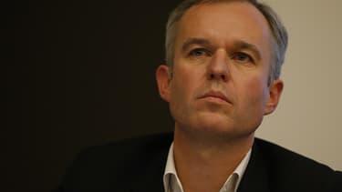 François de Rugy à Paris, en octobre 2015.