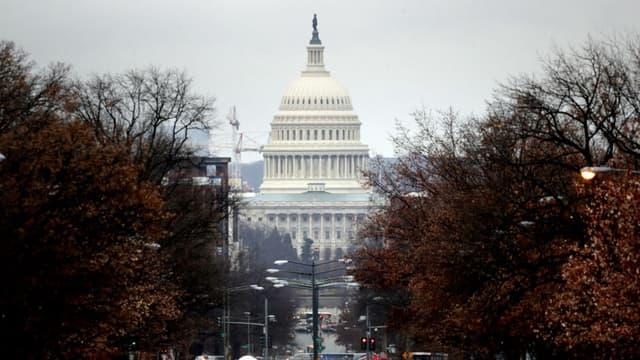 Le Sénat des Etats-Unis - CHIP SOMODEVILLA / GETTY IMAGES NORTH AMERICA / AFP