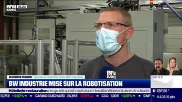 La France qui résiste : BW Industrie mise sur la robotisation, par Paul Marion - 30/11