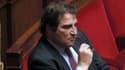 """Christian Jacob  à l'Assemblée le 14 janvier dernier. Le patron des députés UMP accuse le gouvernement de jouer les """"pompiers pyromanes""""."""